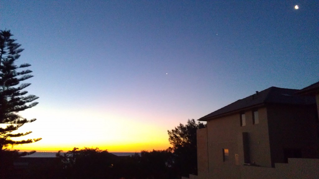 planetary conjunction